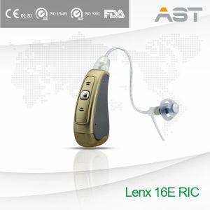 Lenx 16e Ric Super Mini Ear Ric, Ear Hook Hearing Aid