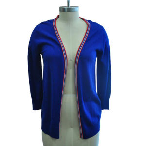 Manufactory Fashion Cardigan Sweater for Women pictures & photos