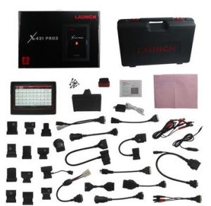Launch X431 X-431 V+ (X431 PRO+ PRO3) WiFi Bluetooth Tablet Full System Diagnostic Tool
