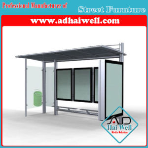 Supper Design Bus Shelter Station pictures & photos