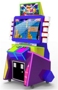Game Machine Redemption Machine Ticket out Machine Cool Cube