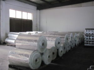 Aluminum Foil Fiberglass Fabric for Thermal Insulation pictures & photos