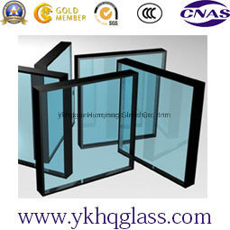Factory Supply Hollow Tempered Float Building Paint Painting Glass pictures & photos