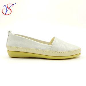 Six Color Soft Comfortable Flax Lady Women Shoes Sv-FT 011c pictures & photos