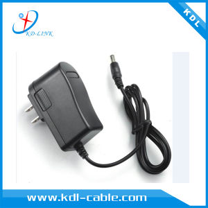Universal Power Adapter! EU Us UK Plug 9V Power Supply with Ce & RoHS