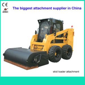 Skid Steer Loader Attachments Sweeper