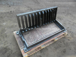 Heavy Duty Ductile Cast Iron Gully Gratings for Drainage pictures & photos