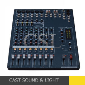 Light and Durable Mixing Console Mg124cx Audio Mixer pictures & photos