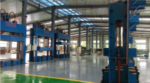 Plywood Laminating Line pictures & photos
