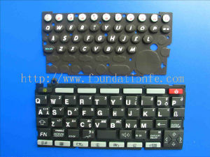 High Reliability Silicone Rubber Button Keypad pictures & photos