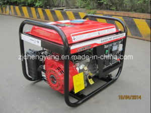 2-6kw Luantop Type Gasoline Generator (L6000) pictures & photos