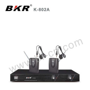 K-802A VHF Wirelss Conference System Product pictures & photos
