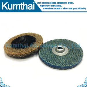 High Performance Quick-Change Surface Conditioning Discs (SCD) pictures & photos