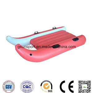 2 Person Inflatable Double Snow Sled 2 Passenger Sled