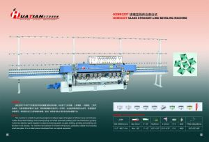 9 Spindles Automatic Beveled Glass Machine pictures & photos