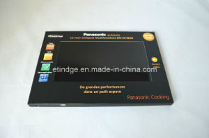 "7"" LCD Video Brochure Greeting Card for Advertising pictures & photos"