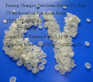 C5 Hydrocarbon Petroleun Resin Used to Hot Melt Adhesives pictures & photos