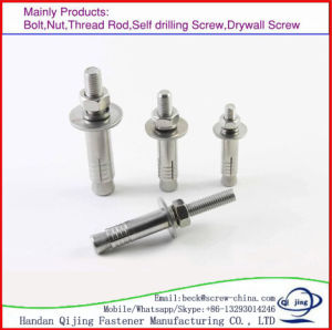 M8 Wedge Anchor, Expansion Bolt, Stud Wedge Anchor pictures & photos