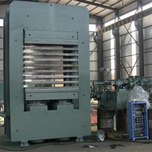 Hot Sale Multilayer Plate Vulcanizer pictures & photos