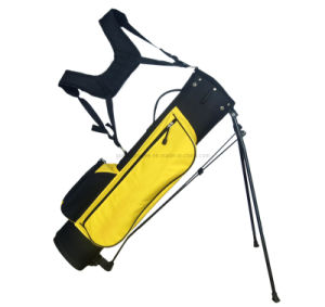 2015 New Style Nylon Junior Stand Golf Bag pictures & photos