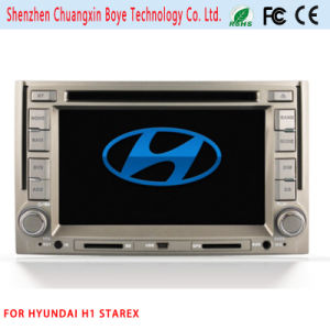 2 DIN Car DVD GPS for Hyundai H1 Starex pictures & photos
