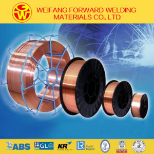 Aws A5.18 Er70s-6 Golden Bridge Quality Welding Wire with ISO9001/ TUV pictures & photos