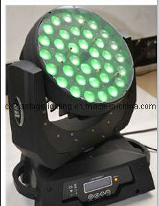 DMX 36PCS 10W Quad RGBW LED Moving Head Zoom