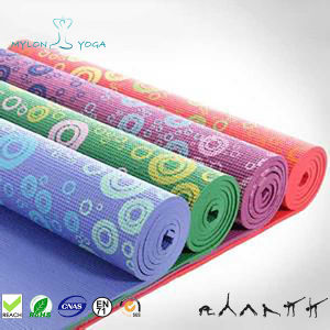 NBR Yoga Mats for Home Exercise