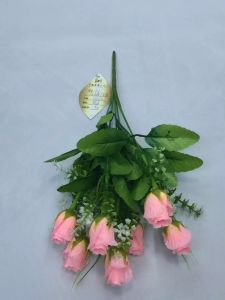 High Quality of Artificial Flowers Rose Bush of Gu-Jys-P051021 pictures & photos