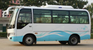 24 Seater Capacity Passenger 7m Mini Bus for Sale Tata pictures & photos