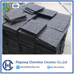 Rubber Wear Ceramic Liner as Industrial Ceramic Linings Supplier Offer pictures & photos