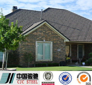 Stone Coated Steel Roofing /Corrugated Sheet Steel Roofing