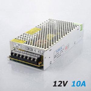LED Driver AC 110 - 240V / DC 12V 10A 120W