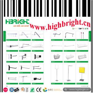 Metal Steel Wire Display Shelf Hooks pictures & photos