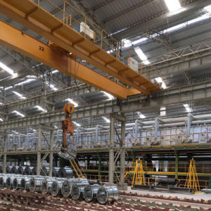 35t Double Beam Electric Overhead Traveling Crane pictures & photos