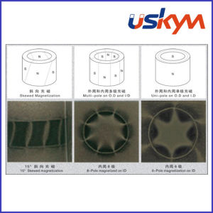NdFeB Radial Oriented Ring Magnet Motor Magnet pictures & photos