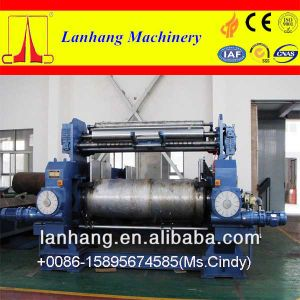 Rubber Two Roll Open Mixing Mill pictures & photos