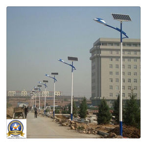 Factory Price 5m 20W LED Solar Street Light pictures & photos