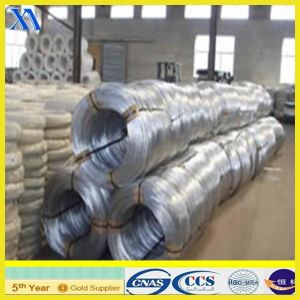 Electro Galvanized Binding Wire for MID East (XA-GW002) pictures & photos