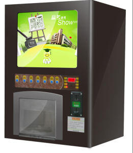 Coffee Vending Machine for Commercial Use (F306-DX-17G) pictures & photos