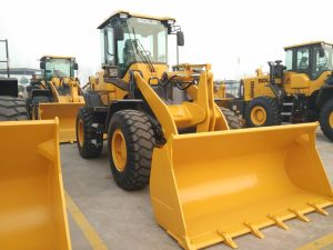 Sdlg 3t Wheel Loader LG938L for Gravel Sand and Coal pictures & photos