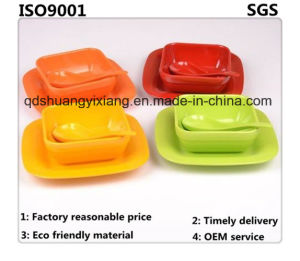 OEM Injection Mould Plastic Bowl and Spoon