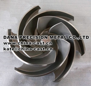 Investment Casting Valve Parts in China pictures & photos