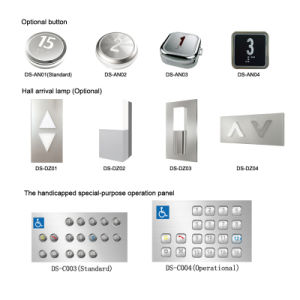 Machine Roomless Home Residential Villa Passenger Elevator Safety pictures & photos
