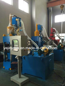 Metal Sawdust Briquetting Machine with PLC Automatic Control (SBJ-315) pictures & photos