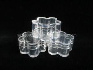 4ml Plastic Cosmetic Jar Face Cream Jar (NJ107) pictures & photos