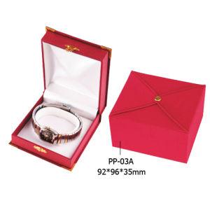 2015 Fashion Delicate Plastic Jewellery Box (PP-03A)