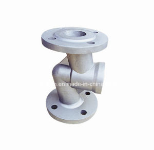 Investment Cating/Lost Wax Casting/Precision Casting Valve Parts for OEM Order pictures & photos