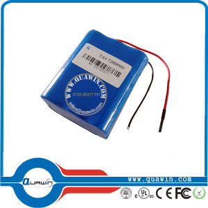 7.4V 7200mAh 18650 Lithium-Ion Battery pictures & photos