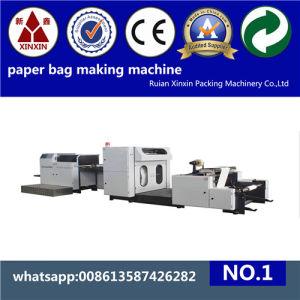 250GSM Paper Weight Paper Bag Making Machine Sos Paper Bag Making Machine
